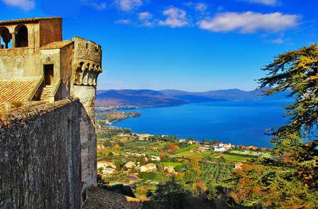 Descubre el encantador Castello Odescalchi en el lago de Bracciano