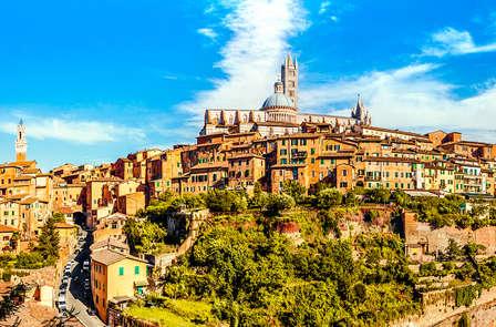 Dentro la magia di Siena: soggiorno romantico in centro storico