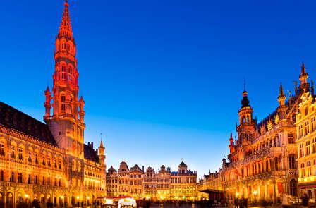 Découvrez la capitale aux multiples facettes qu´est Bruxelles !