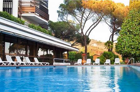 Immersione nel benessere e nel verde di Montecatini Terme