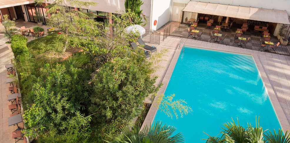 Best western hotel le galice h tel de charme aix en provence 13 - Hotel de charme aix en provence ...