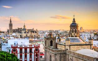 Escapada a Sevilla: con típico Tablao Flamenco Andaluz y tapa con vino (desde 2 noches)