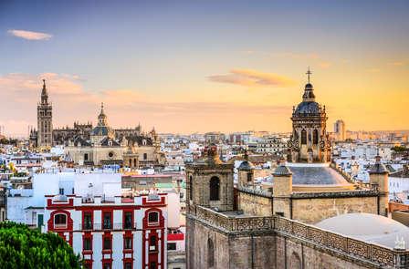 Escapada a Sevilla: con típico Tablao Flamenco Andaluz y tapa con vino (desde 3 noches)