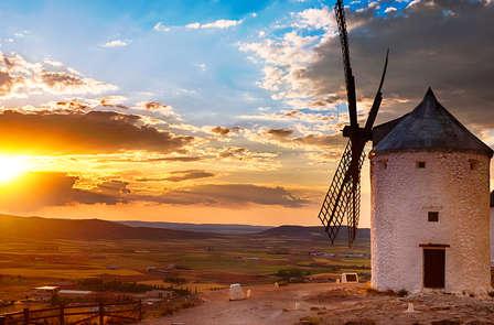 Treed in de voetsporen van Don Quichot (vanaf 2 nachten)