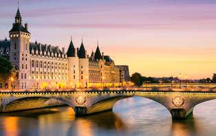 Offre spéciale : Week-end à Paris