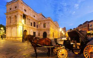 Especial Sevilla: Disfruta la ciudad en un Estudio en el centro y visita guiada