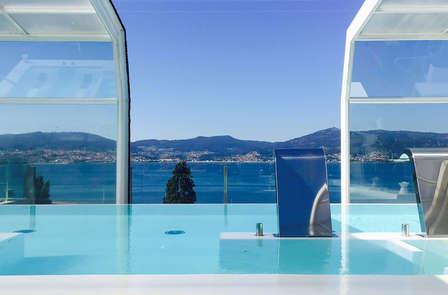 Especial lujo: bienestar con gastronomía en Vigo (desde 2 noches)
