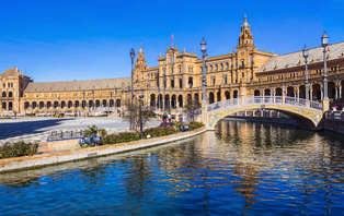 Escapada a un paso del centro de Sevilla