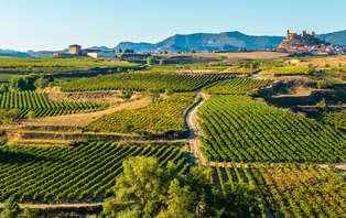 Vino, bodegas y encanto en la Rioja Alavesa
