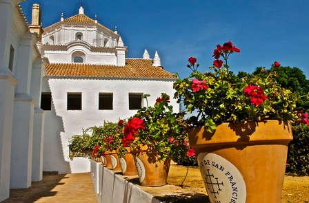 Especial Andalucía: Romanticismo en un Monasterio del Siglo XV