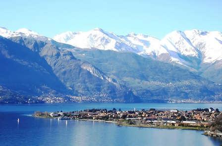 Giorni di relax al lago di Como in mezza pensione(Tariffa non rimborsabile)