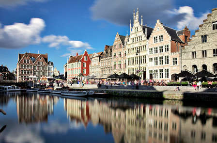 Vaar door de grachten in het prachtige Gent (vanaf 2 nachten)