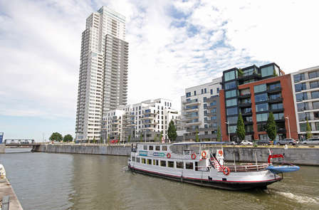 Early booking: Relaxweekend in Brussel met zomercruise
