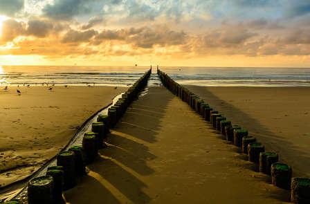 Uitwaaiweekend met 3-gangendiner en toegang spa aan de Zeeuwse kust (vanaf 2 nachten)