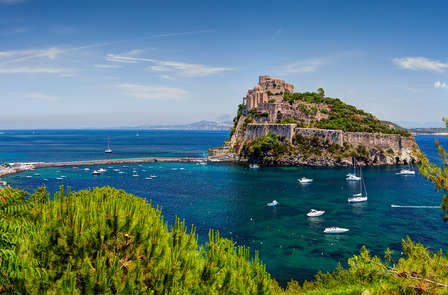 Pure ontspanning op het charmante eiland Ischia