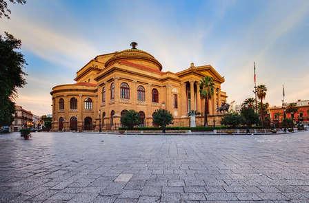 Palermo: storia, arte e delizie culinarie