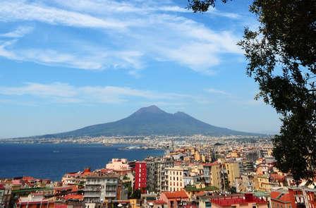 Verblijf in het groen tussen de Amalfi en Sorrento