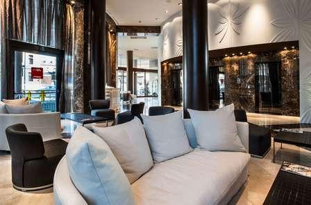 Scopri la gastronomia di Milano in un hotel di design in centro (da 2 notti)
