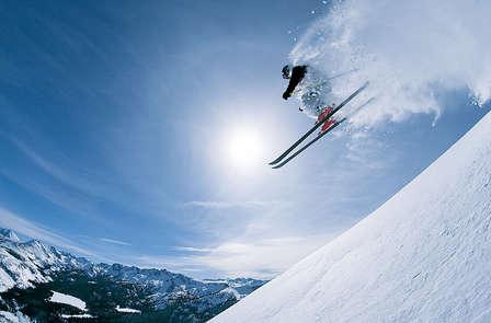 Offre Ski: Détente et dîner savoyard, avec remise sur les forfaits et le matériel, près de la Plagne