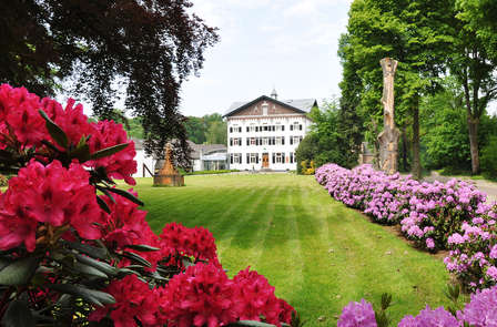 Délices dans un château du Limbourg
