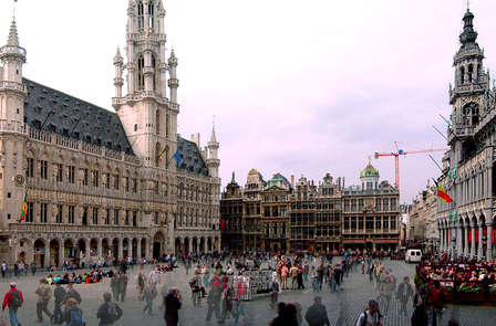City trip culturel avec entrée pour un musée au choix à Bruxelles