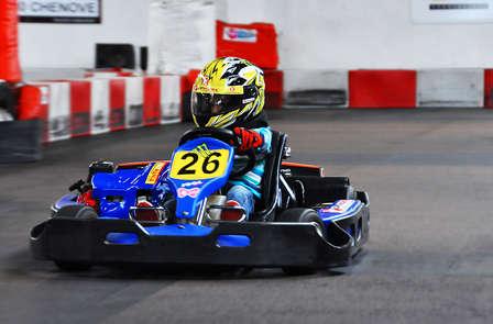 Week-end karting à Nantes