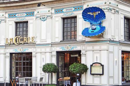 Week-end découverte de Nantes avec dîner à La Cigale