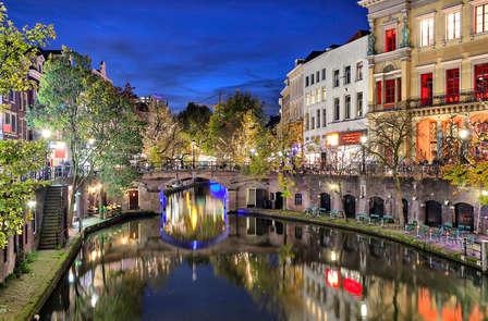 Geniet van een lang weekend in hartje Utrecht (vanaf 2 nachten)
