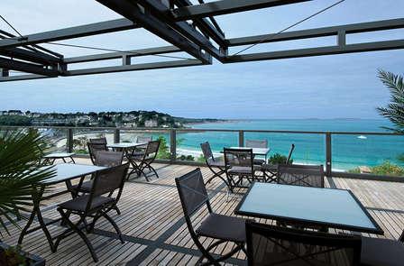 Spa et luxe en bord de mer à Perros-Guirec