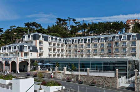 Détente et romantisme dans un superbe hôtel 4* entre Saint-Brieuc et Saint-Malo