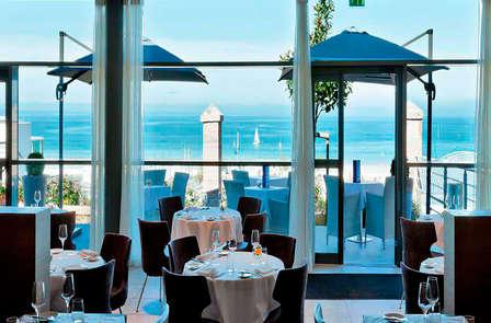 Détente et dîner face à la mer entre Saint-Brieuc et Saint-Malo