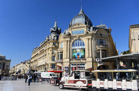 Week-end à Montpellier