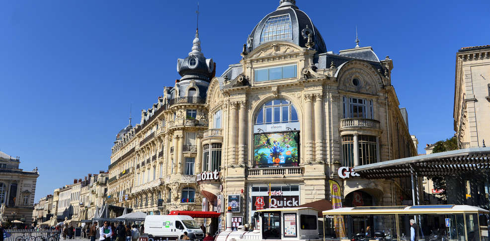 Appart 39 h tel odalys les occitanes h tel de charme montpellier for Hotel ou appart hotel