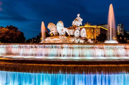 Descubre los rincones más románticos de Madrid