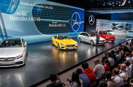 Week-end à Paris avec entrée au Mondial de l'Automobile