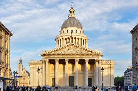 Weekend a Parigi con una visita al Pantheon
