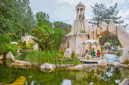 Offre spéciale : Week-end détente et découverte en couple ou en famille avec entrées au Parc Astérix