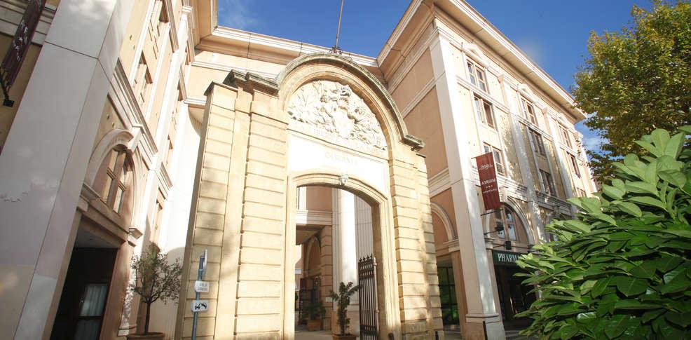 Appart Hotel Aix En Provence Centre Ville