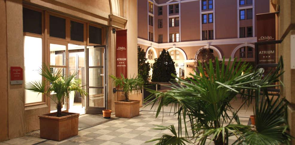 Appart 39 h tel odalys atrium h tel de charme aix en provence - Hotel de charme aix en provence ...