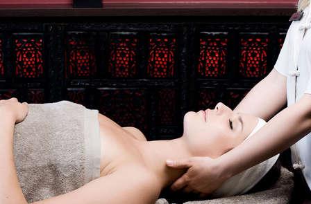 Luxe, wellness en massage aan het meer van Genval