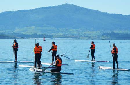 Especial Stand Up Paddle en la Bahía de Santander