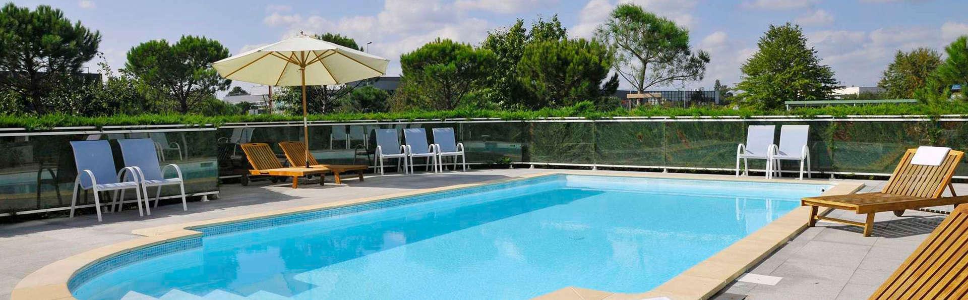 H tel quality suites bordeaux merignac h tel de charme for Bordeaux hotel de charme
