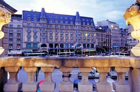 Balade romantique au Luxembourg