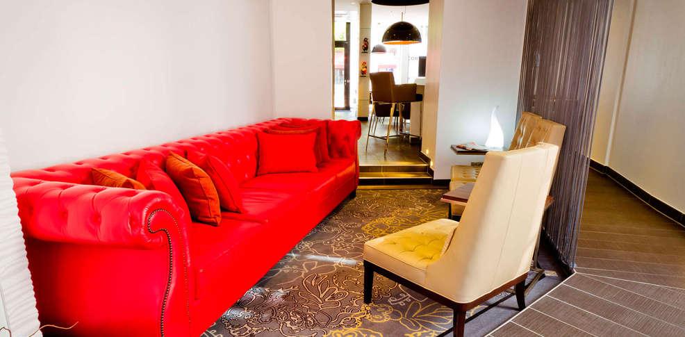 Hotel Charme Mulhouse