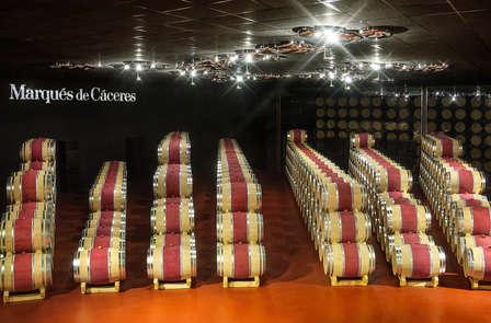 Disfruta de la Rioja y visita sus bodegas Marqués de Cáceres