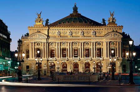 Découvrez les secrets de l'Opéra Garnier