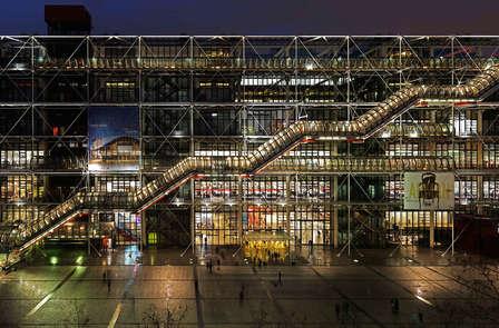 Zomerspecial: het adembenemende Parijs inclusief toegang tot Centre Pompidou
