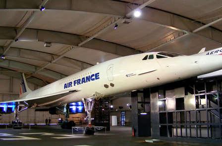 Weekend rilassante con ingresso al Musée de l'Air et de l'Espace