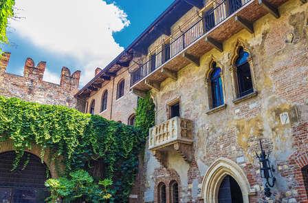 Séjour et dîner romantique aux portes de Vérone dans une villa du XVIe siècle