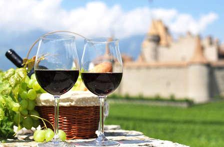 Week-end avec visite d'un château et dégustation de vins à Saumur